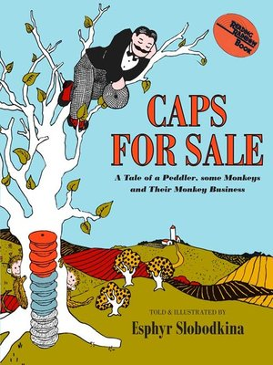 cover image of Caps for Sale