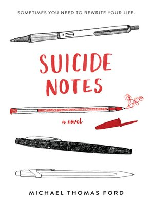 cover image of Suicide Notes
