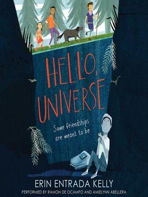 cover image of Hello, Universe