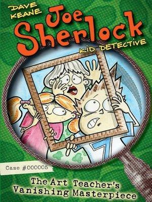 cover image of The Art Teacher's Vanishing Masterpiece
