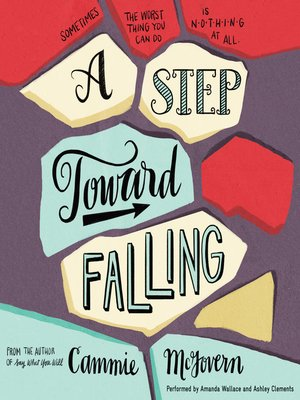 cover image of A Step Toward Falling