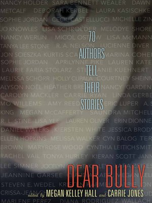 cover image of Dear Bully