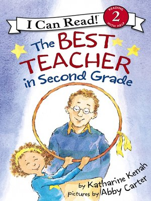 cover image of The Best Teacher in Second Grade