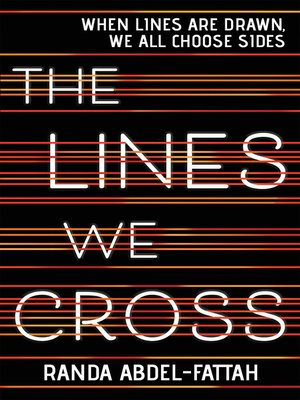 cover image of The Lines We Cross