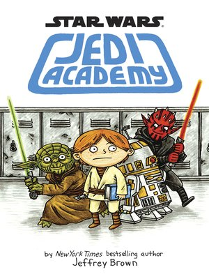cover image of Jedi Academy