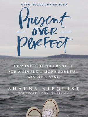 cover image of Present Over Perfect