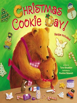 cover image of Christmas Cookie Day!