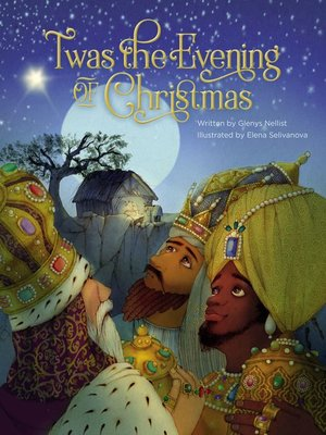 cover image of 'Twas the Evening of Christmas
