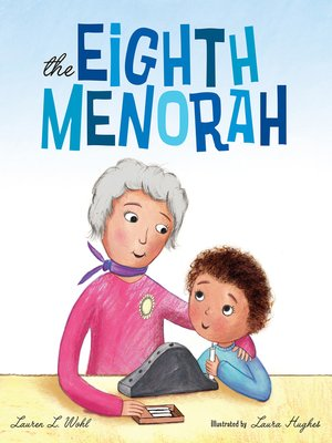 cover image of The Eighth Menorah