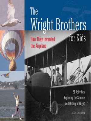 cover image of The Wright Brothers for Kids
