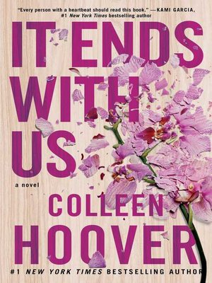 cover image of It Ends with Us
