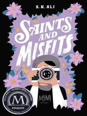 cover image of Saints and Misfits