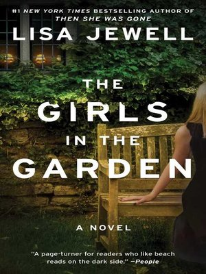 cover image of The Girls in the Garden