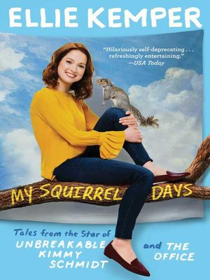 cover image of My Squirrel Days