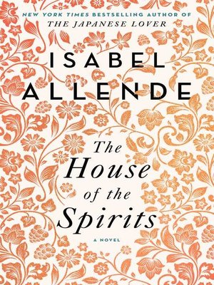 cover image of The House of the Spirits