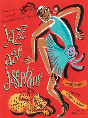 cover image of Jazz Age Josephine