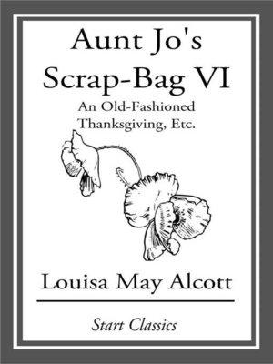 cover image of Aunt Jo's Scrap Bag