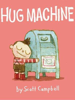 cover image of Hug Machine