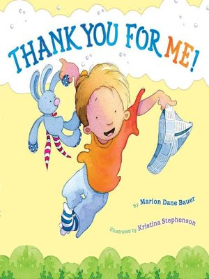 cover image of Thank You for Me!