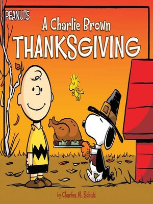cover image of A Charlie Brown Thanksgiving