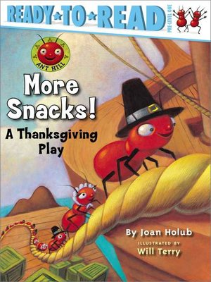 cover image of More Snacks!
