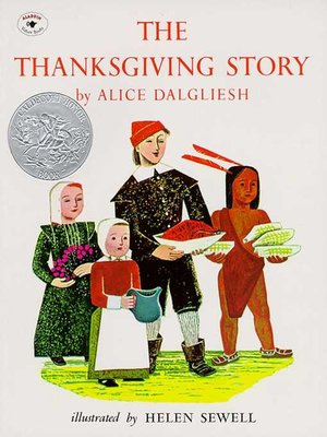 cover image of The Thanksgiving Story