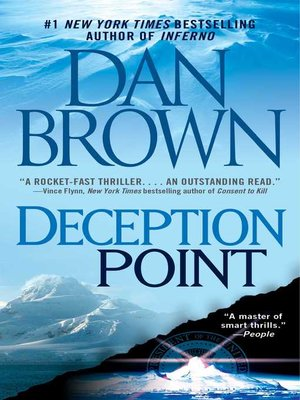 cover image of Deception Point