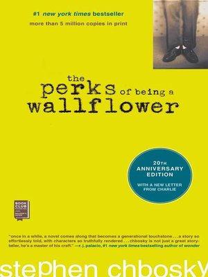 cover image of The Perks of Being a Wallflower