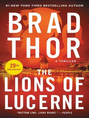 cover image of The Lions of Lucerne