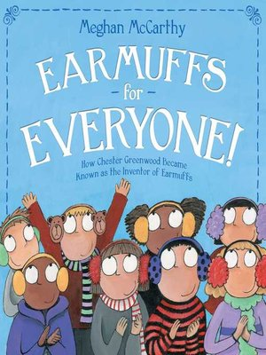 cover image of Earmuffs for Everyone!