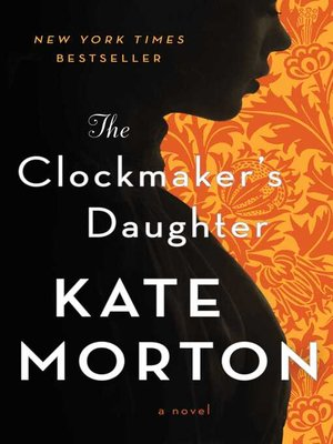 cover image of The Clockmaker's Daughter