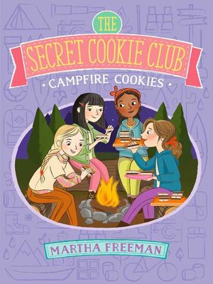cover image of Campfire Cookies