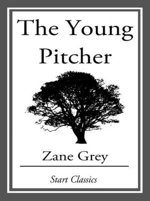 cover image of The Young Pitcher