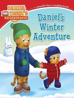 cover image of Daniel's Winter Adventure