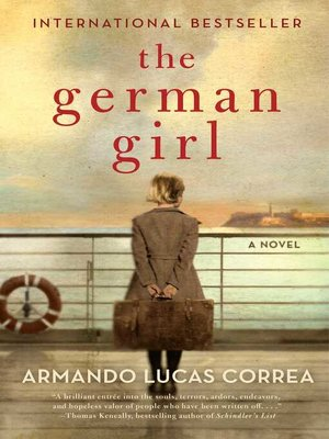 cover image of The German Girl