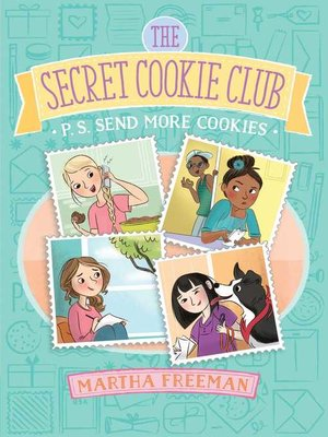 cover image of P.S. Send More Cookies