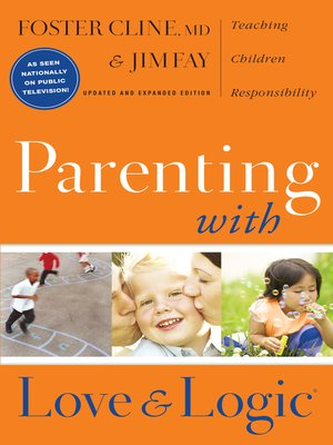 cover image of Parenting with Love and Logic