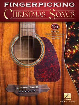 cover image of Fingerpicking Christmas Songs