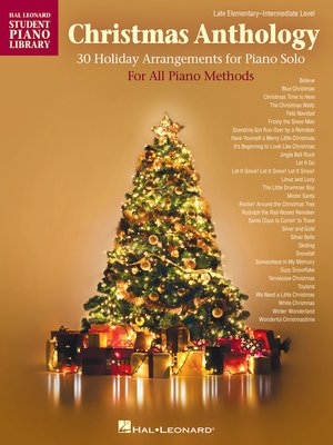 cover image of Christmas Anthology