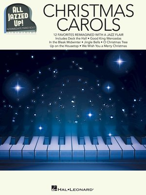 cover image of Christmas Carols--All Jazzed Up!