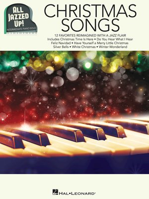 cover image of Christmas Songs--All Jazzed Up!
