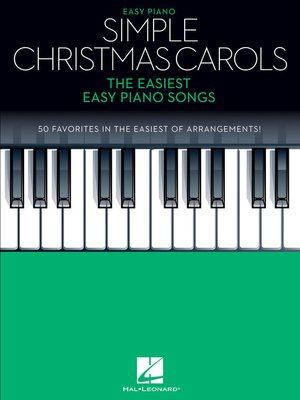 cover image of Simple Christmas Carols