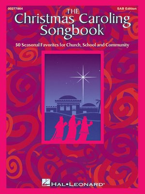 cover image of The Christmas Caroling Songbook