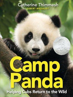 cover image of Camp Panda