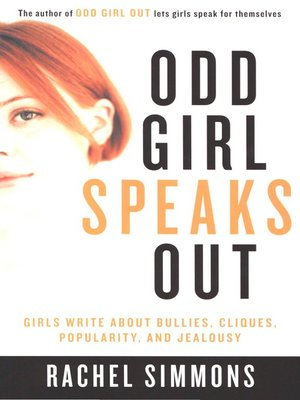 cover image of Odd Girl Speaks Out