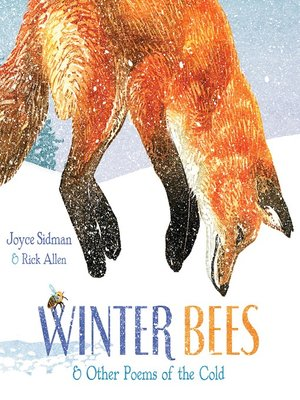 cover image of Winter Bees & Other Poems of the Cold