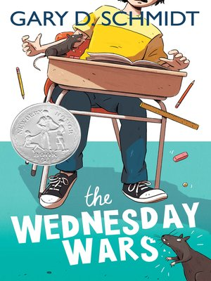 cover image of The Wednesday Wars