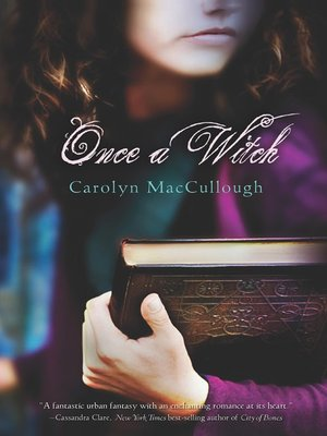 cover image of Once a Witch