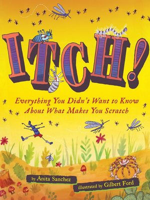 cover image of Itch!