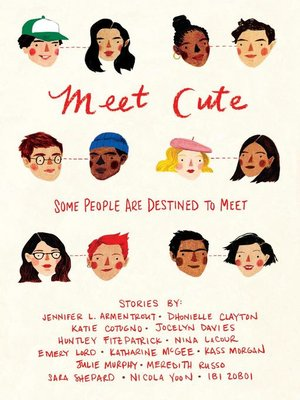 cover image of Meet Cute